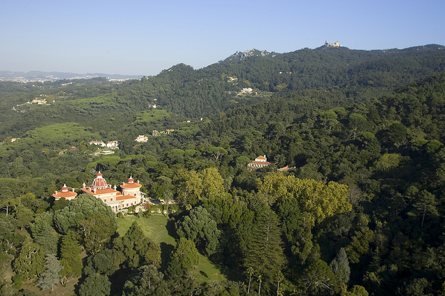 Sintra Monserrat Palace
