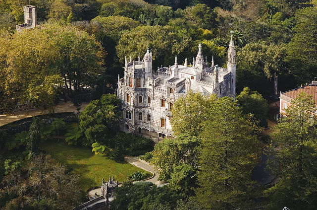 Sintra Regaleira Palace and Villa