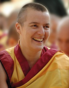 Gen-la Kelsang Dekyong Laughing Gently