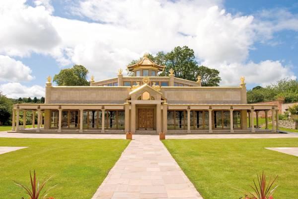 Manjushri Kadampa Meditation Centre Temple