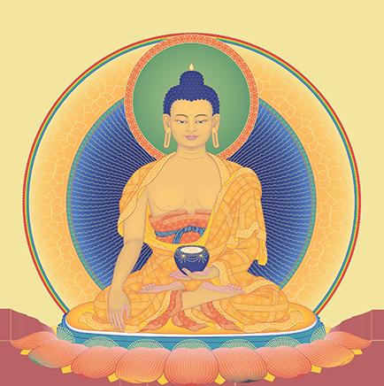 Buddha Shakyamuni 4_transparent
