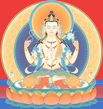 Avalokiteshvara-br