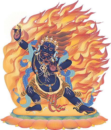 Vajrapani 2_transparent