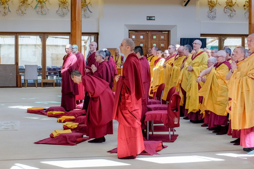 10-Spring Festival Ordination Photos (KN) 2019-05-3